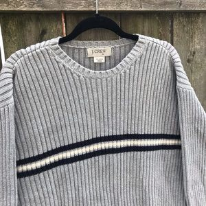 J. Crew Sweater Heavy Chunky Knit Mens Size XL (K)